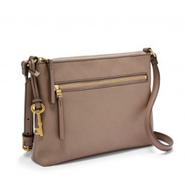 Fossil Fiona EW Crossbody Light Taupe ZB7266263