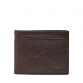 Fossil Neel Flip Id Bifold Brown ML3899200