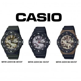 Casio Original & Genuine Men's Watch MRW-220HCM