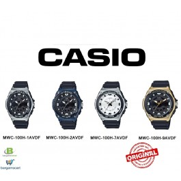 Casio Original & Genuine Watch MWC-100H
