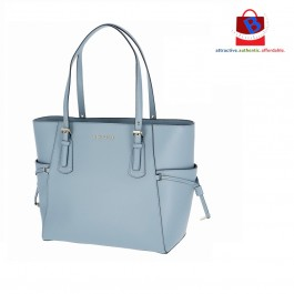 Michael Kors Voyager East West Tote Powder Blue-30F8TV6T4L-424