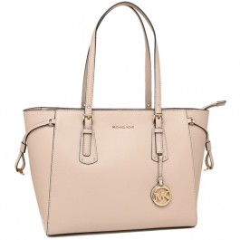 Michael Kors Voyager Medium Multifunction Tote - Soft Pink 30H7GV6T8L-187