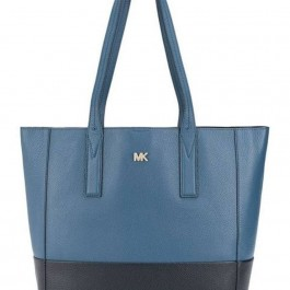 Michael Kors Large Junie Tote Bag in Blue 30H8TX5T3T-415
