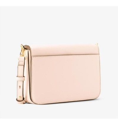 Michael Kors Sloan Editor Leather Shoulder Bag - Soft Pink 30T7GS9L3L-187
