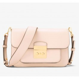 MICHAEL KORS Sloan Editor large leather shoulder bag 30T7GS9L3L-187
