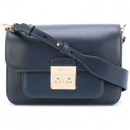 MICHAEL KORS Sloan Editor large leather shoulder bag 30T7GS9L3L-414