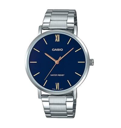 Casio Original & Genuine Watch MTP-VT01D-1BUDF / MTP-VT01D-2BUDF / MTP-VT01D-7BUDF