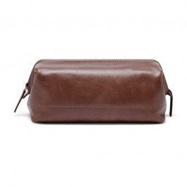 Fossil Framed Shave/Toiletries Kit Cognac MLG0569222
