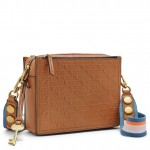 Fossil Campbell Crossbody Tan ZB7683231