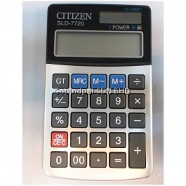 SLD-7720 Citizen Calculator
