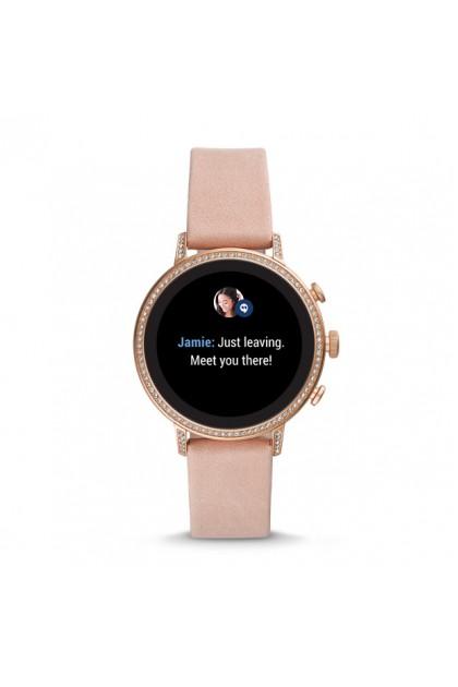 Fossil FTW6015 Gen 4 Smartwatch - Venture HR Blush Leather
