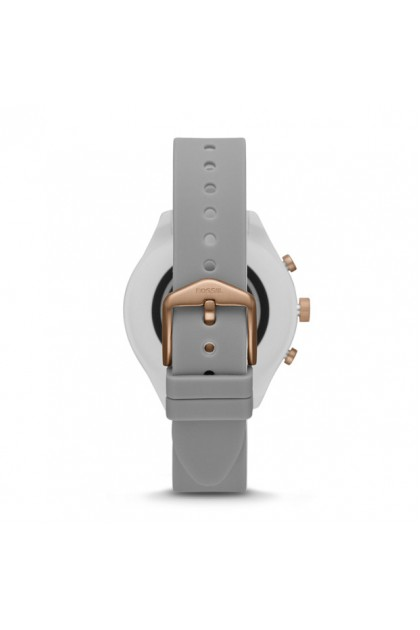 Fossil FTW6025 Sport Smartwatch - 41mm Gray Silicone
