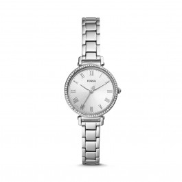 Fossil ES4448 Kiney Three-Hand Stainless Steel Watch