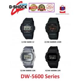 G-Shock Digital DW5600 Series Original & Genuine Men's Watch