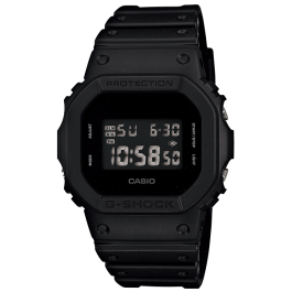 G-Shock Digital DW-5600BB-1DR Original & Genuine Men's Watch Black DW-5600 / DW-5600BB / DW-5600BB-1 / DW-5600BB-1D