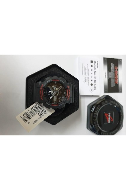 Casio G-Shock GA-110HR-1A Original & Genuine Men's Watch GA110HR / GA-110HR-1 / GA-110HR-1ADR