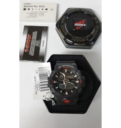 Casio G-Shock GA-700-1A Original & Genuine Men's Watch GA-700 / GA-700-1 / GA-700-1ADR / 700