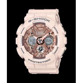 Casio G-Shock S Series GMA-S120MF-4A Women's Watch Pink