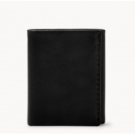 Fossil Men's Beck Trifold Black ML4136001