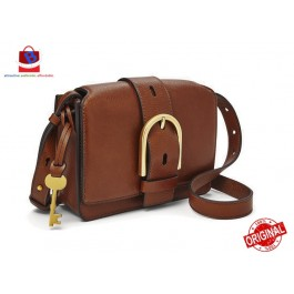Fossil Women's Wiley Crossbody Brown ZB7885200