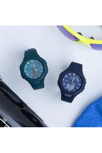 Casio Baby-G/G-Squad Bluetooth BSA-B100AC-3ADR Original Watch BSA-B100AC-3AD / BSA-B100AC-3A / BSA-B100AC-3 / BSA-B100AC