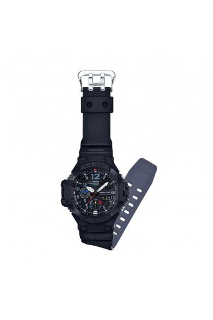 Casio G-Shock GA-1100-1A1DR Gravitymaster Men Digital Analog Watch GA-1100-1A1D / GA-1100-1A1 / GA-1100-1A / GA-1100