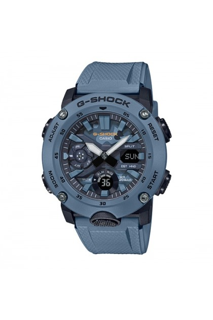 Casio G-Shock GA-2000SU-2ADR Special Color Models Watch GA-2000SU-2AD / GA-2000SU-2A / GA-2000SU