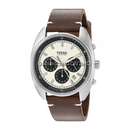 Fossil CH3044 Drifter Chronograph Grey Dial Men's Watch
