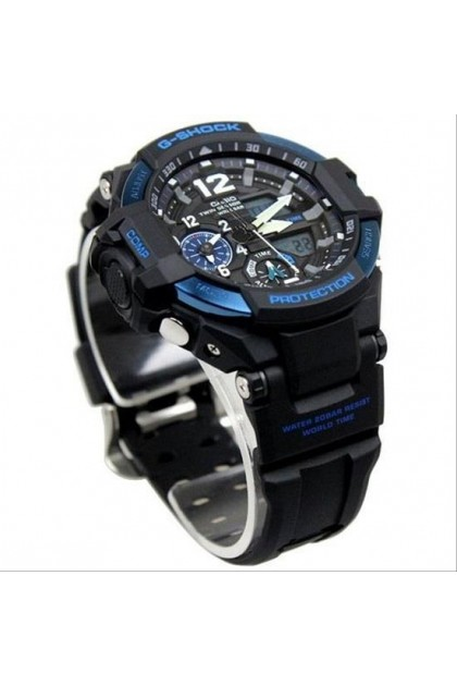 Casio G-Shock GA-1100-2BDR Gravity master Men Digital Analog Watch GA-1100-2BD / GA-1100-2B / GA-1100-2 / GA1100