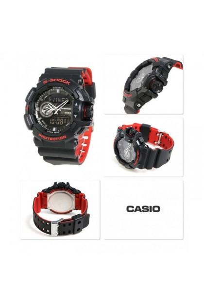 Casio G-Shock GA-400HR-1ADR Special Colour Models Watch GA-400HR-1AD / GA-400HR-1A / GA400HR