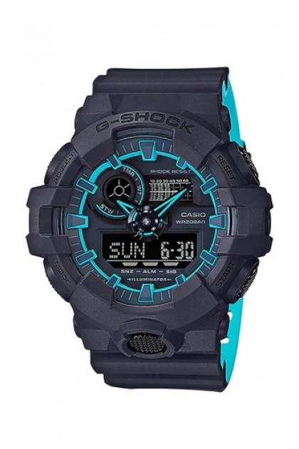 Casio G-Shock GA-700SE-1A2DR Special Colour Models Watch GA-700SE-1A2D / GA-700SE-1A2 / GA700SE