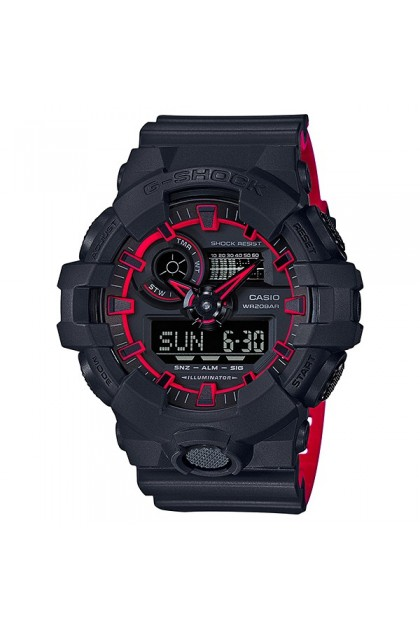 Casio G-Shock GA-700SE-1A4DR Special Colour Models Watch GA-700SE-1A4D / GA-700SE-1A4 / GA700SE