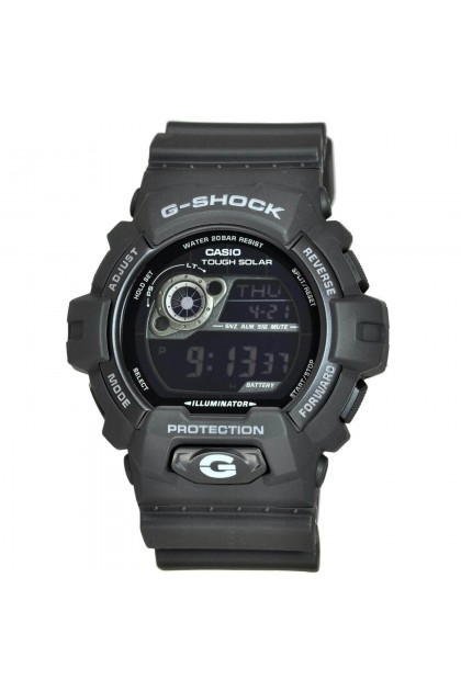 Casio G-Shock GR-8900A-1DR Standard Dual Display Men's Watch GR-8900A-1D / GR-8900A-1 / GR8900A