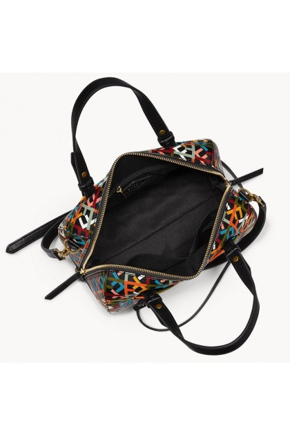 Fossil Rachel Satchel Multi Colour Handbag ZB7314757