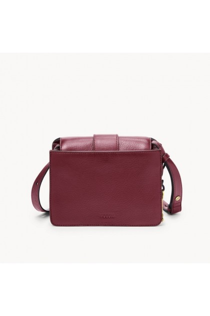 Fossil Wiley Crossbody Red Handbag ZB7885599