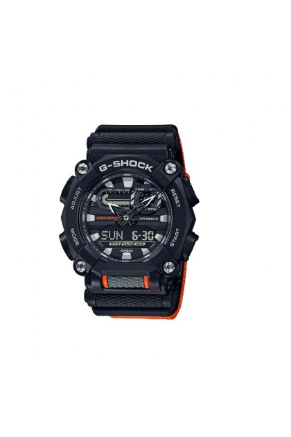 Casio G-Shock GA-900C-1A4DR/GA-900C/GA-900C-1A4/GA-900 Digital Watch