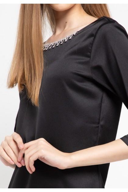 Sophistix Della Dress In Black