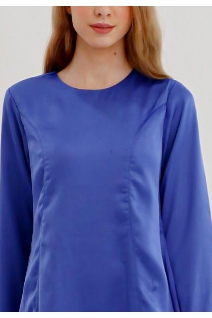 Sophistix Emery Dress In Blue