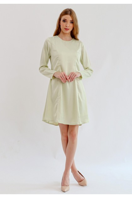 Sophistix Emery Dress In Cream