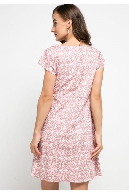 Sophistix Maple Dress in Pink