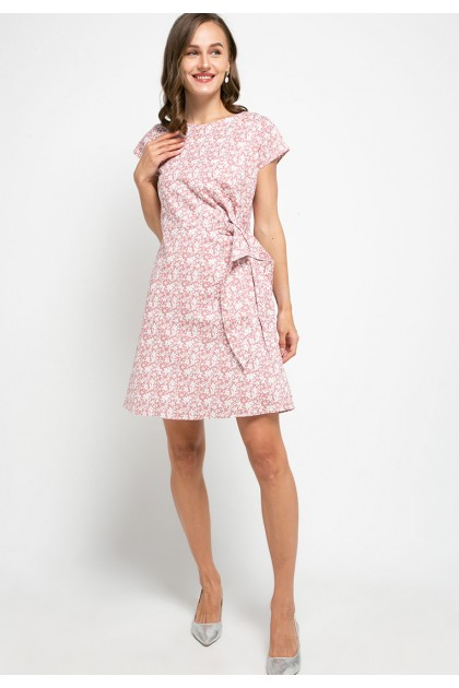 Sophistix Maple Dress in Pink