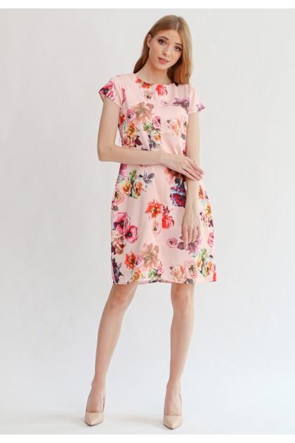 Sophistix Norah Dress In Pink