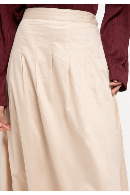 Azzar Gena Skirt In Cream