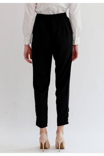 Azzar Kona Pants In Black