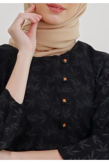 Azzar Mya Tunic In Black