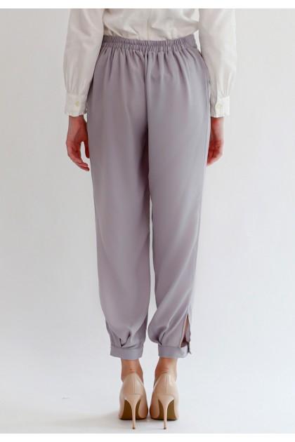 Azzar Tori Pants In Grey