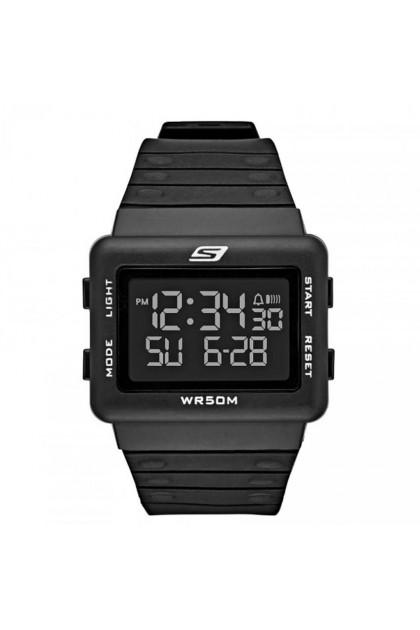 Skechers Original Men's Analog / Digital Silicone Strap Group Watches