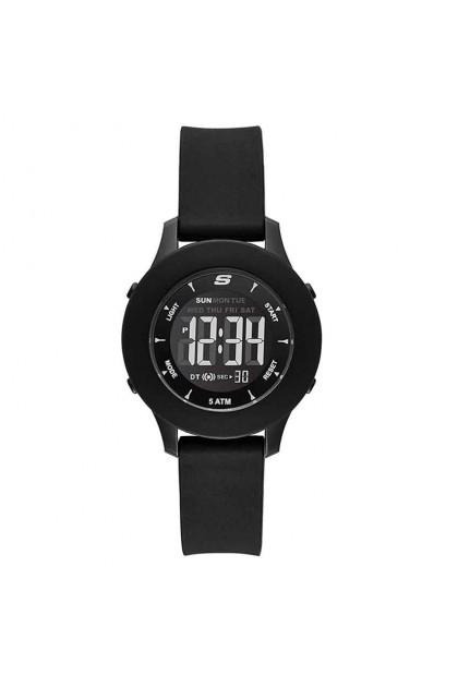 Skechers Original Women's  Analog / Digital Silicone Strap Group Watches