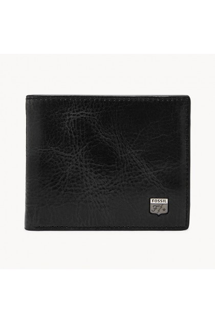 Fossil Men's Wallet Jesse Bifold with ID ML4309001-B