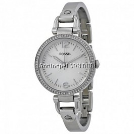 Fossil ES3225 Georgia Stainless Steel Women's Watch